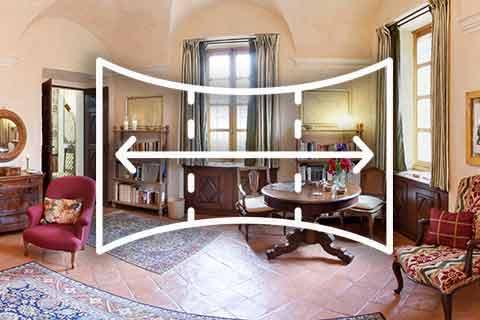 Panormica Suite Battista - Castello di Strambinello