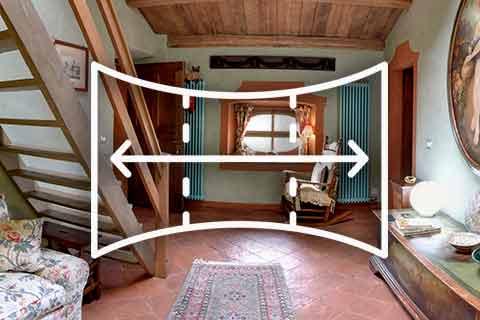 Panormica Suite Arieti - Castello di Strambinello